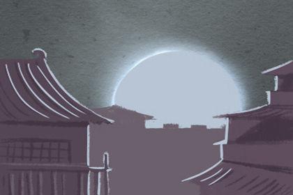 七夕节的诗句