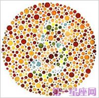 色盲色弱测试图及答案