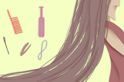 搞笑测试:测你适合留什么发型