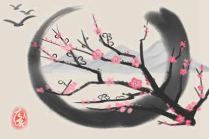 中國十大名花的傳統花卉
