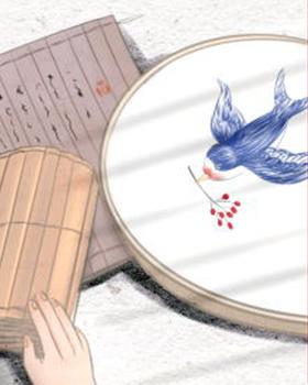 十二生肖传统剪纸图片