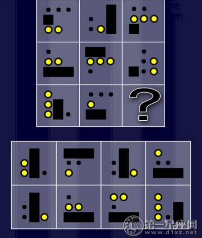 神图测智商_测试智商的100张图片,你脑子够不够用! - 第一星座网