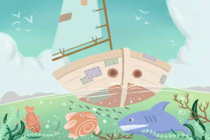 欧式儿童房电视背景墙做柜子效果图