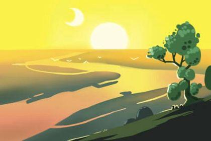 梦见柿树被柿子覆盖是什么寓意