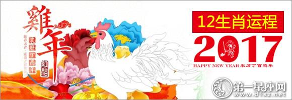 2017年优乐国际娱乐官网运势