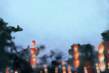 梦见海市蜃楼和暴风雪 感觉犹豫不决