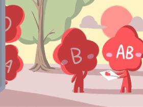 血型漫画:盘点AB型血上班族的特点