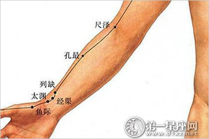 肺部在哪个位置图解-肺经在身体那个部位,肺经上的穴位详解
