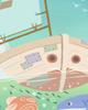 地方节气民俗:小雪晒鱼干及其鱼干制作法