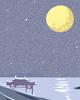 7朵蓝色妖姬花语:无尽的祝福