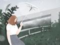 谷雨时节吉祥语:雨生百谷,花开百福